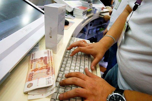 В России зафиксировали падение цен на iPhone и другие смартфоны