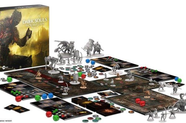 За первые три минуты настольная игра Dark Souls на Kickstarter собрала 71 000$