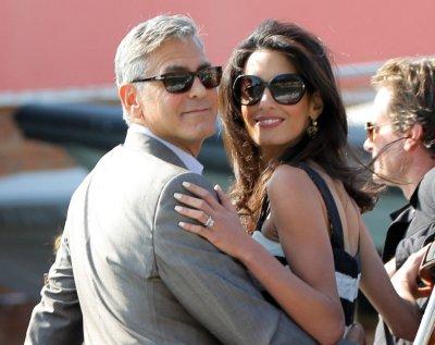 Джордж Клуни признался, что счастлив в отношениях