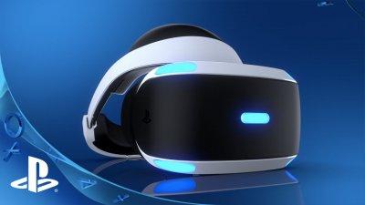 В России доступен для предзаказа PlayStation VR