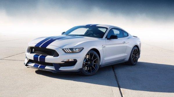 Shelby GT350 Mustang Supplement June2015