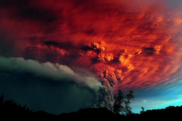 Ученые: Вулканы причастны к изменению климата на Земле