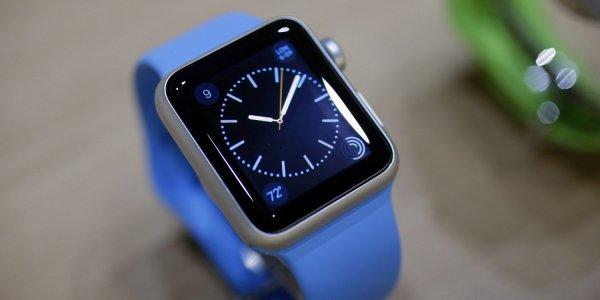 Смарт-часы Apple Watch смогут работать без iPhone