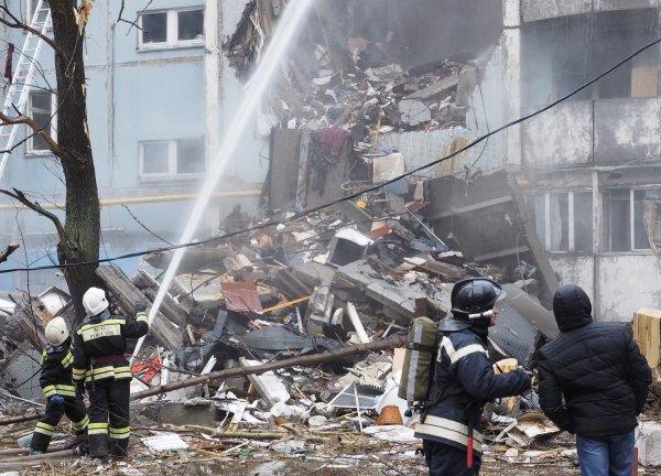 Во Франции число пострадавших в результате взрыва возросло до пяти