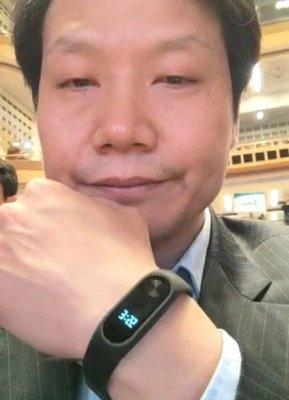 Обнародованы первые фото фитнес-браслета Xiaomi Mi Band2