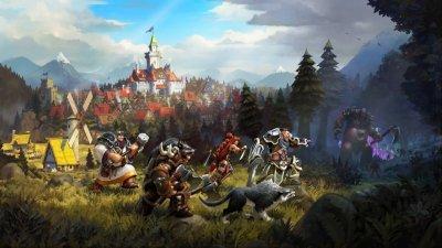 Ubisoft официально анонсировала стратегию Champions of Anteria