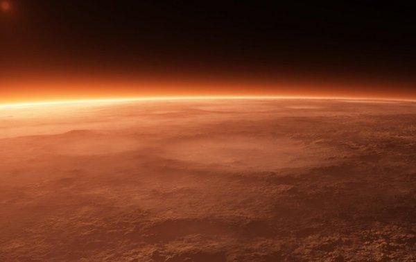 Получено подтверждение того, что на Марсе была кислородная атмосфера