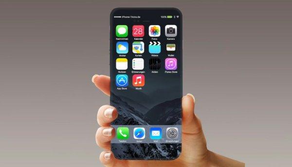 Следующий iPhone может получить сенсорную кнопку Home и водонепроницаемый корпус