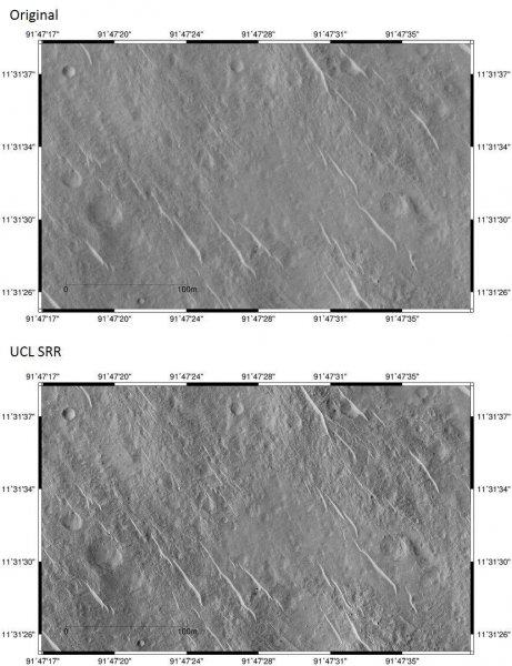 NASA опубликовало фото пропавшего в 2003 году на Марсе модуля Beagle 2