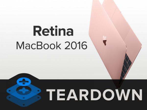 Новый MacBook не поддается ремонту