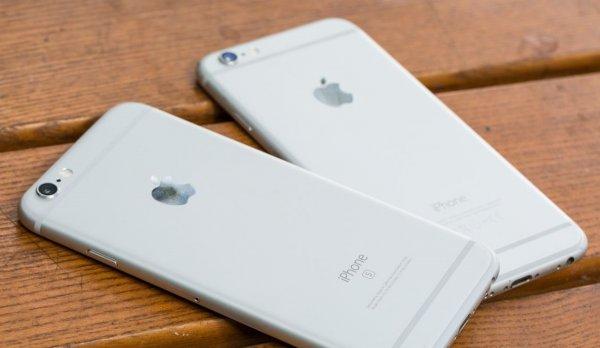 Стоимость iPhone 6s в РФ опустилась ниже 50 000 рублей