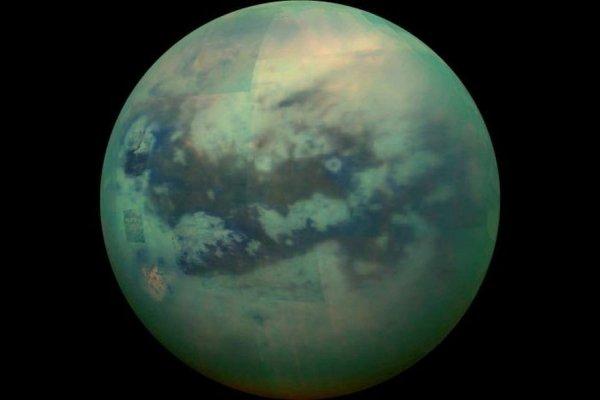 Ученые: Cassini исследовал на Титане моря из метана