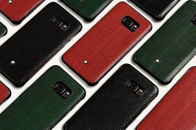 Montblanc выпустит кожаные чехлы для Samsung