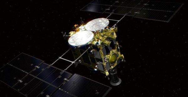 Японский зонд начал сбор данных с орбиты Венеры