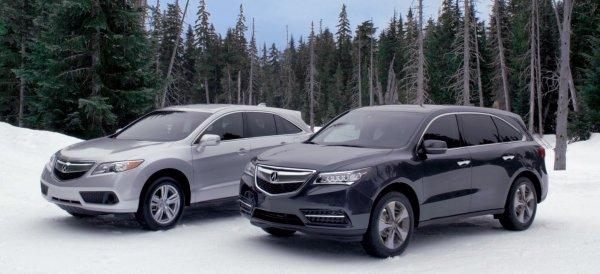 Acura уходит с российского рынка