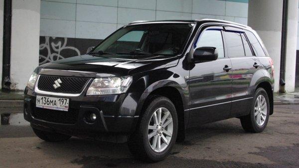 Suzuki задумается над возобновлением поставок Grand Vitara на рынок России