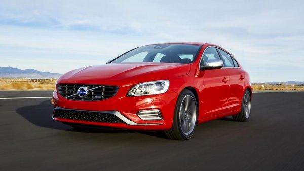 Новый Volvo S60 будет оснащен трехцилиндровыми моторами