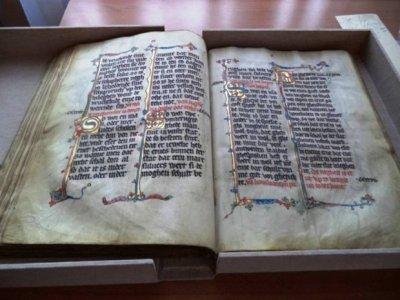 В Ивановской области ученые нашли утраченную немецкую рукопись XII века