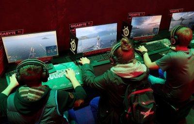 Число любителей компьютерных игр в РФ за 15 лет выросло на 20%