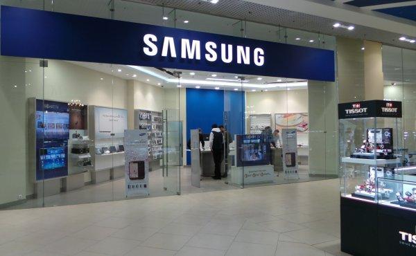 В РФ открылся фирменный онлайн-магазин Samsung