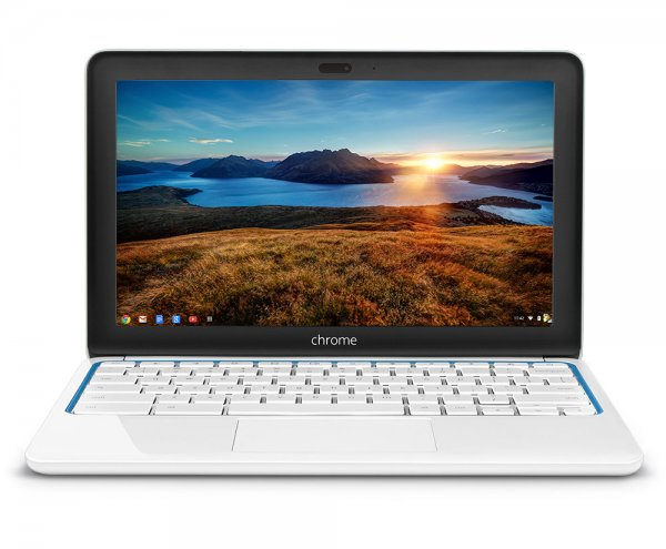 HP и Google продемонстрировали новый высококлассный Chromebook 13