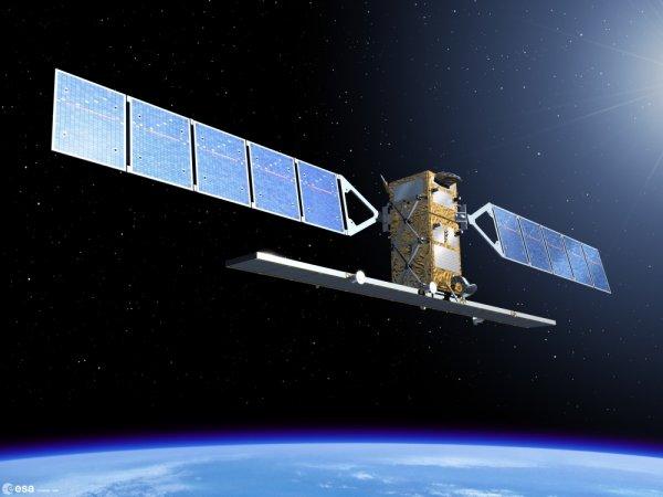 Sentinel-1B передал первые фотографии на Землю