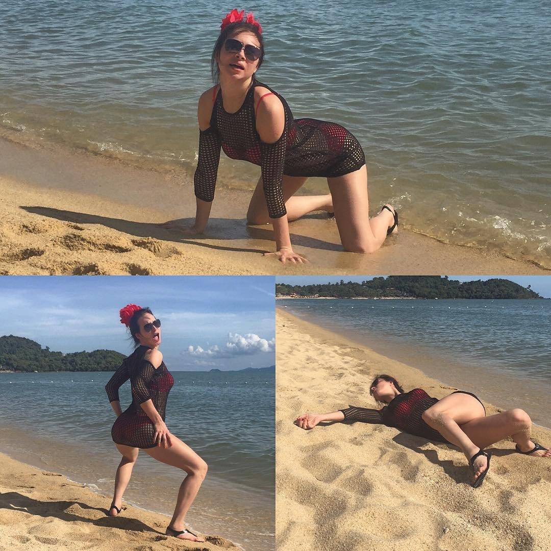 Фото загорают на текстильном пляже не стесняясь 13 фотография