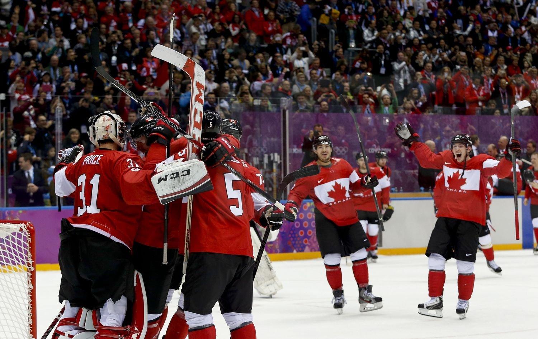 канада занимает первое место в мире