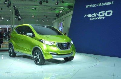 Стали известны цены на бюджетный хэтчбек Datsun redi-GO на базе Renault Kwid