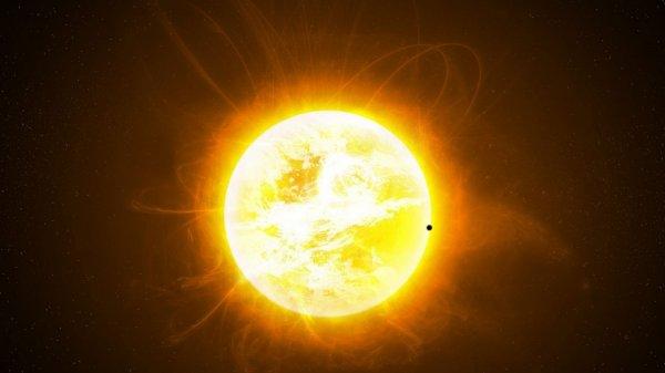 Транзит Меркурия по Солнцу пройдет 9 мая