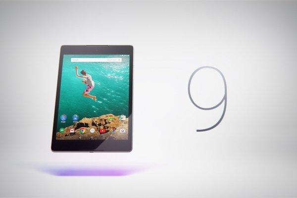 Google прекратил продажи планшета Nexus 9