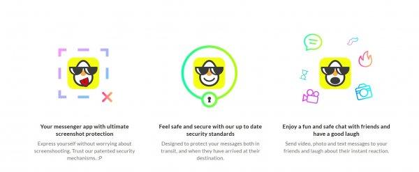 Новое приложение Privates позволяет удалять уже отправленные сообщения