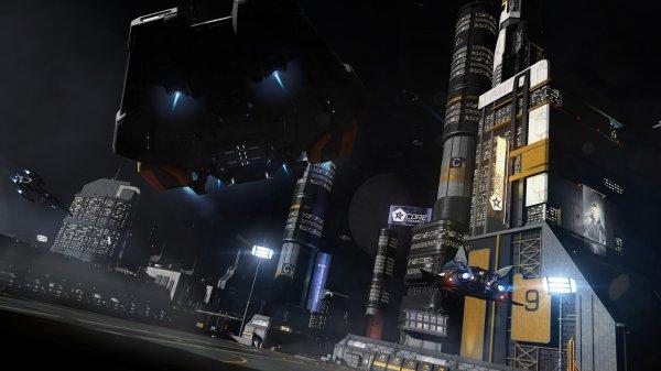 Elite Dangerous: Horizons для Xbox One выпустят в начале лета