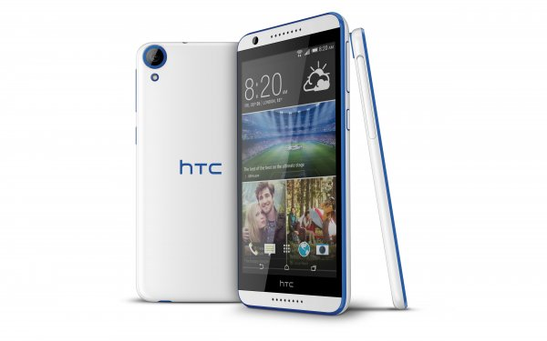 HTC презентовала смартфон Desire 830