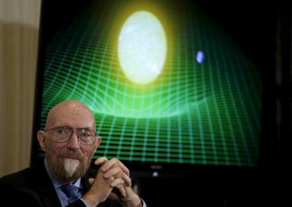 Открывшие гравитационные волны учёные получили премию в $  3 млн