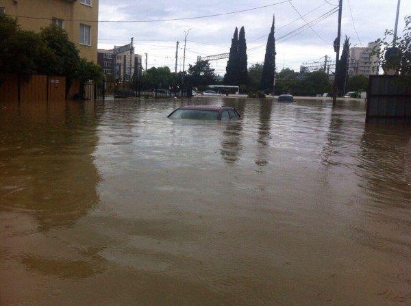 В Тюменской области из-за сильного наводнения эвакуированы люди