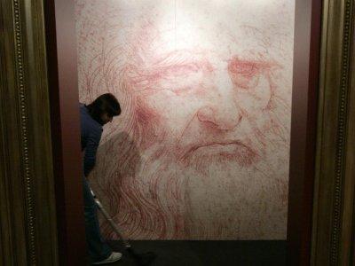 Исследователи планируют изучить ДНК Леонардо да Винчи