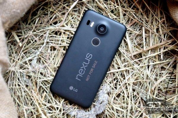 LG прекратила выпуск смартфона Nexus 5X
