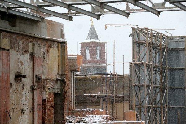 Археологи на месте 14 корпуса Кремля обнаружили керамику XII-XIV вв