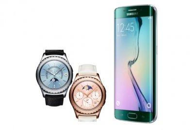 Samsung подарит покупателям Galaxy S7 часы Gear S2