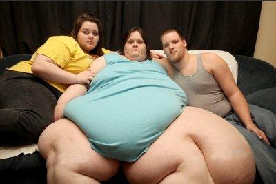 Самая полная женщина в мире сбросила 200 кг