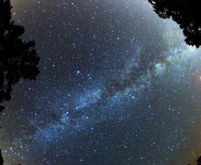 Увлекательное путешествие к центру Млечного Пути засняли на видео