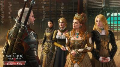 """Стала известна дата выхода DLC """"Кровь и Вино"""" для The Witcher 3"""