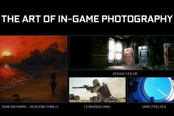 Nvidia представили инструмент Ansel для создания и обработки скриншотов в играх