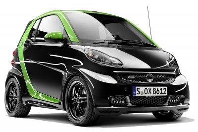 Компания Smart представит в РФ Brabus-версии своих машин
