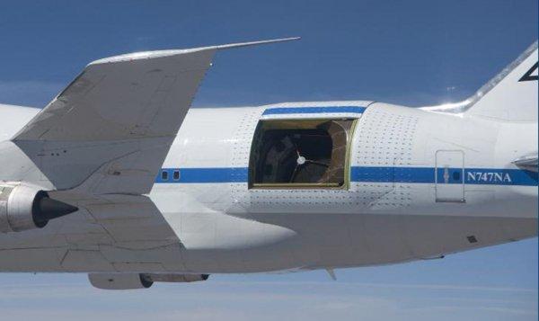 Летающая обсерватория нашла атомарный кислород в атмосфере Марса