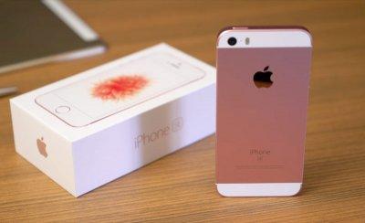 В Apple удивлены росту популярности iPhone SE