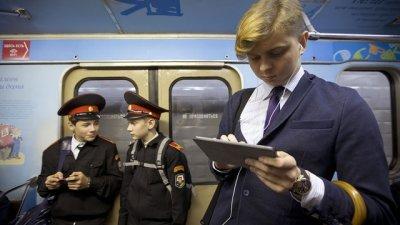 «Активные граждане» смогут подключаться к Wi-Fi в метро без рекламы
