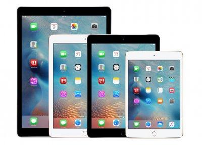 iPad признан лучшим планшетом по мнению пользователей