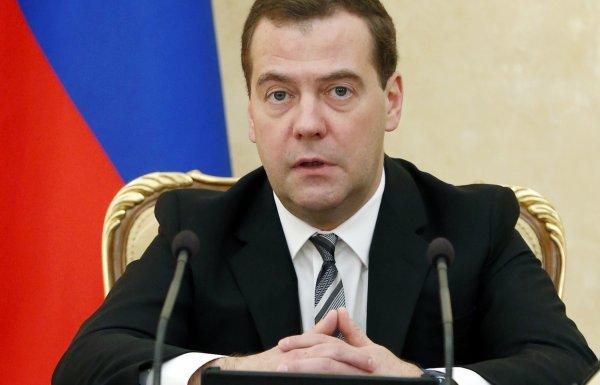 Медведев распорядился о проведении Евразийского антикоррупционного форума